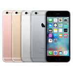 Apple iPhone 6s - 128GB - Gold, Rose Gold, Silver, Space Gray - Fully Unlocked