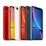Apple iPhone XR 64GB 4G LTE (AT&T) Smartphone A+ 1-Year Warranty