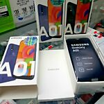 Samsung Galaxy A01 Unlocked (NEW) with  -->ScreenProtection<--  ---> Low Reserve