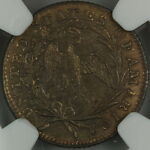 1797 DRAPED BUST HALF DIME NGC UNC DETAILS 13 STARS GREAT COIN .