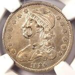 1834 CAPPED BUST QUARTER 25C   NGC XF45 EF45    EARLY DATE CERTIFIED COIN