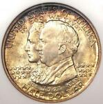 1921 ALABAMA HALF DOLLAR 50C   NGC MS66    IN MS66   $2,750 VALUE