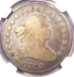 1795 DRAPED BUST SILVER DOLLAR $1 COIN SMALL EAGLE BB 52 B 15 NGC VG DETAILS