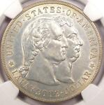 1900 LAFAYETTE SILVER DOLLAR $1   NGC UNCIRCULATED    MS UNC BU COIN