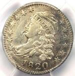 1820 CAPPED BUST DIME 10C