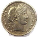 1893 O BARBER HALF DOLLAR 50C   PCGS AU DETAILS    DATE   CERTIFIED COIN