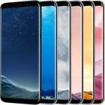 GSM UNLOCKED Samsung Galaxy S8 64GB (SM-G950) Exynos International All Colors