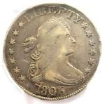 1806 DRAPED BUST QUARTER 25C COIN   CERTIFIED PCGS VF DETAILS    COIN