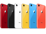 New Apple iPhone XR 64GB GSM & CDMA Fully Unlocked. Black Blue Coral White Red