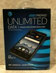Brand New Sealed AT&T Prepaid ZTE Maven 3  Phone Smartphone