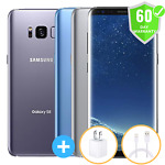 Samsung Galaxy S8 - GSM Factory Unlocked T-Mobile AT&T - 64GB - Excellent 9/10