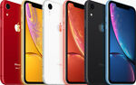Apple iPhone XR 64/128/256GB GSM Unlocked Verizon T-Mobile Metro PCS New Other