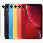 "Apple iPhone XR 64GB 4G LTE (Unlocked) Smartphone A + Free 3 Months Plan ""New"""