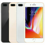Sealed Apple iPhone 8 Plus A1897 64GB AT&T GSM Unlocked Smartphone New