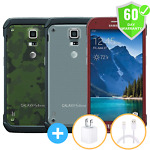 Samsung Galaxy S5 Active - GSM Unlocked - AT&T T-mobile - 16GB - Very Good