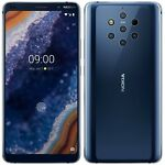 "Nokia 9 PureView TA-1087 128GB 6GB RAM (FACTORY UNLOCKED) 5.99"" Midnight Blue"