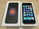 Apple iPhone SE - FACTORY UNLOCKED - 16/32/64/128GB - Smartphone - All Colors
