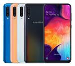 "Samsung Galaxy A50 128GB SM-A505F/DS Dual Sim (FACTORY UNLOCKED) 6.4"" 4GB RAM"