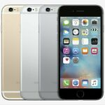 Apple iPhone 6 Plus Smartphone A1552 Verizon +CDMA Unlocked 64GB 4G LTE iOS WiFi