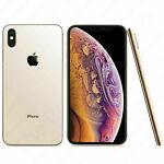 AT&T Apple - iPhone XS Max 256GB (Gold)