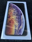Apple iPhone XS Max A1921-256GB-Gold AT&T +Cricket (CDMA+GSM) Factory Sealed