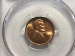 1938 1C LINCOLN WHEAT CENT PCGS MS65RED