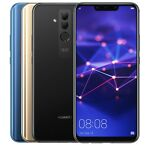 "Huawei Mate 20 Lite SNE-LX3 64GB 4GB RAM (FACTORY UNLOCKED) 6.3"" Black Blue Gold"