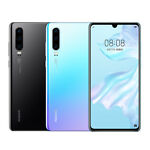 "Huawei P30 (ELE-L29) 8GB / 128GB 6.1"" Dual Sim Factory Unlocked Shipped By USPS"