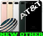 Apple iPhone 7 PLUS 32GB | 128GB | 256GB (AT&T │CRICKET) BLACK│SILVER│GOLD *N/O*