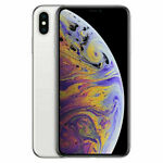 Apple iPhone XS 64GB - Silver (Factory Unlocked) Genuine Apple Product Open Box