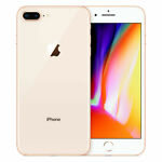 Apple iPhone 8 Plus - 64GB - Gold  (Factory GSM Unlocked) - New