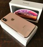 Apple iPhone XS Max - 256GB - Gold (AT&T) A1921 (CDMA + GSM)