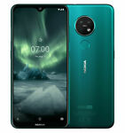 "Nokia 7.2 TA-1178 128GB  GREEN Android Factory Unlocked 4GB 6.3"" PureDisplay"