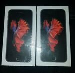 AT&T Apple iPhone 6s 32GB Space Gray PREPAID A1633 Smartphone Phone NEW SEALED