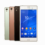 Sony Xperia Z3 D6603 16GB Unlocked Black/White/Gold/Green/Purple GSM 20.7MP 5.2""