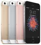 Apple iPhone SE 16GB 32GB 64GB Factory GSM Unlocked (AT&T / T-Mobile) Smartphone