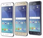 "New *UNOPENED*  Samsung Galaxy J7 J7008 5.5"" (Unlocked) Smartphone/GOLD/16GB"