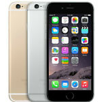 Apple iPhone 6 16/64/128GB Unlocked A1549 (GSM) 4G Smartphone Gray Silver Gold