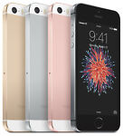 Apple iPhone SE - 16GB - Factory GSM Unlocked (AT&T / T-Mobile) Smartphone