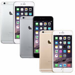 Sealed In Box Unlocked Apple iPhone 6 6s Plus Series LTE GSM IOS Smartphone