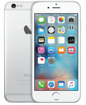 Apple iPhone 6 Plus - 128GB Silver FACTORY UNLOCKED GSM 4G LTE World Sealed New!