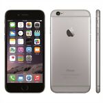 Apple iPhone 6 Plus - Space Gray 16GB 64GB 128GB FACTORY UNLOCKED GSM Sealed New