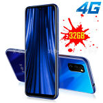 2020 NEW Unlocked 4G Smartphone 6.3 Inch Android 9.0 Dual SIM Cell Phone 32GB