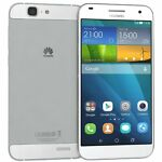 Huawei Ascend G7 L03 16GB Unlocked GSM Phone w/ 13 MP Camera - White/Silver
