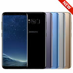 5.8'' Samsung Galaxy S8 G950U 64GB (Verizon / GSM /T-Mobile Unlocked) Smartphone