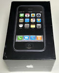 NEW Sealed Apple iPhone 1st Gen 8GB AT&T Black MA712LL/A A1203 GSM Vintage Rare