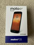 Motorola Moto e5 PLAY Metro PCS Smart Phone