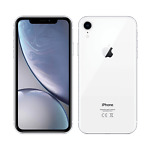 Apple iPhone XR 128GB White Unlocked Mint
