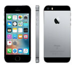 New Sealed Apple iPhone SE 64GB A1662 CDMA GSM Unlocked - Space Gray