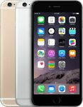 Apple iPhone 6 Plus 16/64/128GB Factory Unlocked GSM CDMA Unlocked Smartphone